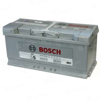 Аккумулятор BOSCH (110 Ah) 920 A, 12 V Обратная, R+ 0