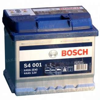 Аккумулятор BOSCH (44 Ah) 440 A, 12 V Обратная, R+ 0