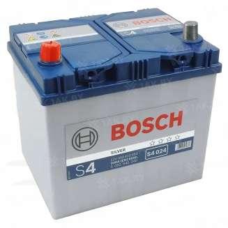Аккумулятор BOSCH (60 Ah) 540 A, 12 V Прямая, L+ 0