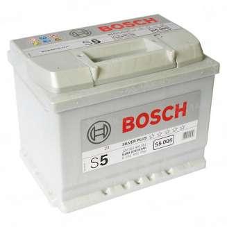 Аккумулятор BOSCH (63 Ah) 610 А, 12 V Обратная, R+ 0