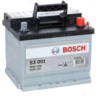 Аккумулятор BOSCH (41 Ah) 360 A, 12 V Обратная, R+ 0