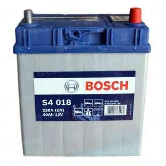 Аккумулятор BOSCH (40 Ah) 330 A, 12 V Обратная, R+ 0