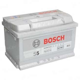 Аккумулятор BOSCH (74 Ah) 750 A, 12 V Обратная, R+ 0