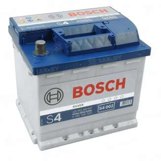 Аккумулятор BOSCH (52 Ah) 470 A, 12 V Обратная, R+ 0