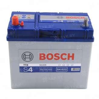 Аккумулятор BOSCH (45 Ah) 330 A, 12 V Прямая, L+ 0