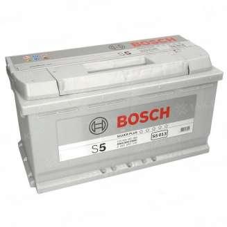 Аккумулятор BOSCH (100 Ah) 830 A, 12 V Обратная, R+ 0
