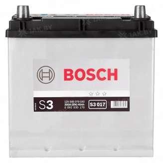 Аккумулятор BOSCH (45 Ah) 300 A, 12 V Обратная, R+ 0