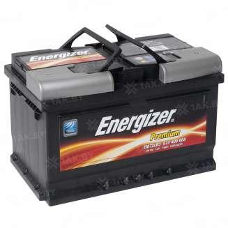 Аккумулятор ENERGIZER (74 Ah) 680 A, 12 V Обратная, R+ 0