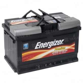 Аккумулятор ENERGIZER (72 Ah) 680 A, 12 V Обратная, R+ 0