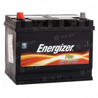 Аккумулятор ENERGIZER (68 Ah) 550 A, 12 V Прямая, L+ 0