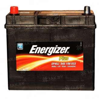 Аккумулятор ENERGIZER (45 Ah) 330 A, 12 V Прямая, L+ 0