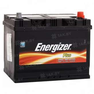 Аккумулятор ENERGIZER (68 Ah) 550 A, 12 V Обратная, R+ 0