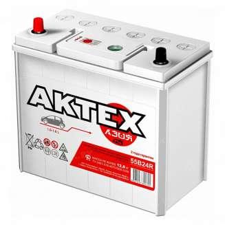Аккумулятор AKTEX (45 Ah) 430 A, 12 V Прямая, L+ 0