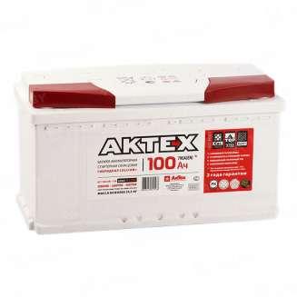 Аккумулятор AKTEX (100 Ah) 790 A, 12 V Прямая, L+ 0