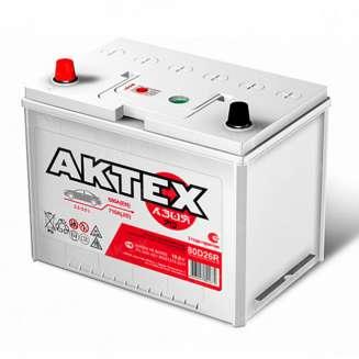 Аккумулятор AKTEX (70 Ah) 580 А, 12 V Прямая, L+ 0
