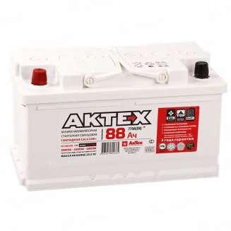 Аккумулятор AKTEX (88 Ah) 770 А, 12 V Прямая, L+ 0
