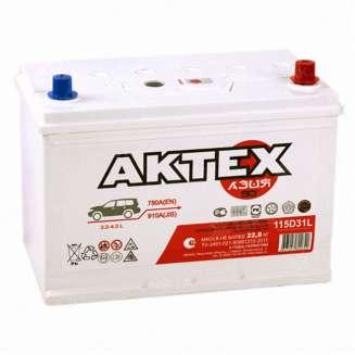 Аккумулятор AKTEX (90 Ah) 780 A, 12 V Прямая, L+ 0