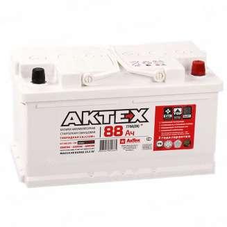 Аккумулятор AKTEX (88 Ah) 770 А, 12 V Обратная, R+ 0