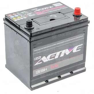 Аккумулятор AKTEX (50 Ah) 540 A, 12 V Обратная, R+ 0