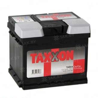 Аккумулятор TAXXON (50 Ah) 380 A, 12 V Обратная, R+ 0