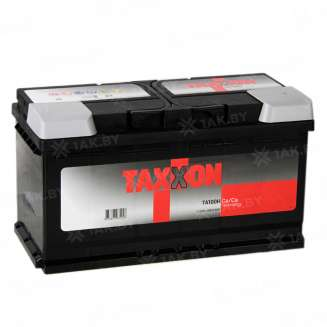 Аккумулятор TAXXON (100 Ah) 900 A, 12 V Обратная, R+ 0