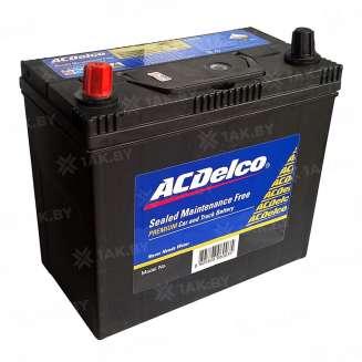 Аккумулятор ACDELCO (60 Ah) 500 A, 12 V Прямая, L+ 0