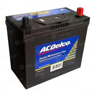 Аккумулятор ACDELCO (60 Ah) 500 A, 12 V Обратная, R+ 0