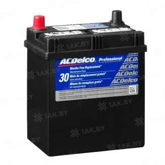 Аккумулятор ACDELCO (45 Ah) 430 A, 12 V Прямая, L+ 0