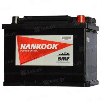 Аккумулятор HANKOOK (55 Ah) 480 A, 12 V Обратная, R+ 0