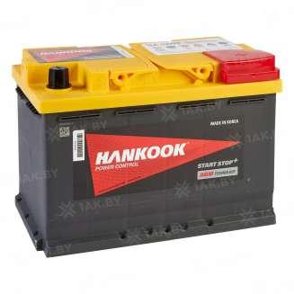 Аккумулятор HANKOOK (70 Ah) 760 A, 12 V Прямая, L+ 0