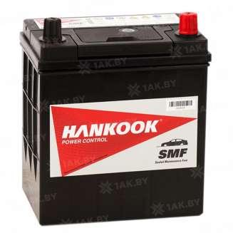 Аккумулятор HANKOOK (40 Ah) 370 А, 12 V Обратная, R+ 0