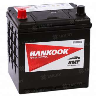 Аккумулятор HANKOOK (50 Ah) 450 A, 12 V Прямая, L+ 0