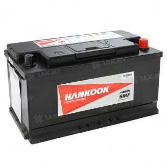 Аккумулятор HANKOOK (100 Ah) 850 A, 12 V Обратная, R+ 0
