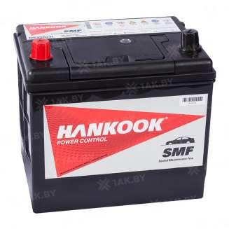 Аккумулятор HANKOOK (68 Ah) 600 A, 12 V Прямая, L+ 0