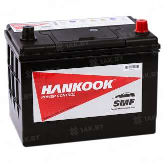 Аккумулятор HANKOOK (70 Ah) 540 A, 12 V Обратная, R+ 0