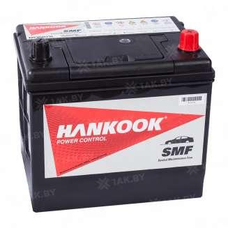 Аккумулятор HANKOOK (68 Ah) 600 A, 12 V Обратная, R+ 0