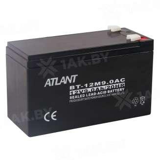 Аккумулятор ATLANT (9 Ah) , 12 V 0