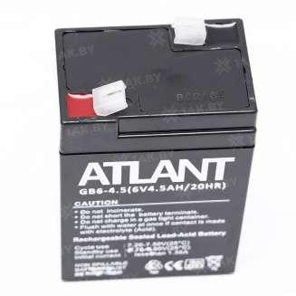 Аккумулятор ATLANT (4.5 Ah) , 6 V 0