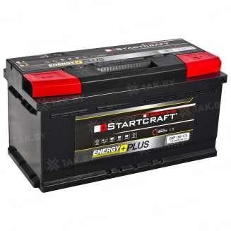 Аккумулятор STARTCRAFT (100 Ah) 820 A, 12 V Обратная, R+ 0