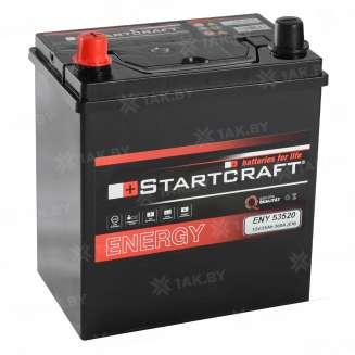 Аккумулятор STARTCRAFT (35 Ah) 300 A, 12 V Прямая, L+ 0
