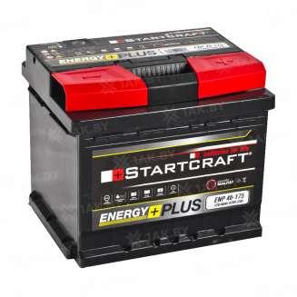 Аккумулятор STARTCRAFT (46 Ah) 420 A, 12 V Обратная, R+ 0