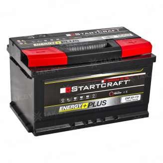 Аккумулятор STARTCRAFT (85 Ah) 720 A, 12 V Обратная, R+ 0