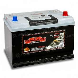 Аккумулятор SZNAJDER (100 Ah) 750 A, 12 V Обратная, R+ 0