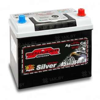 Аккумулятор SZNAJDER (45 Ah) 360 A, 12 V Обратная, R+ 0
