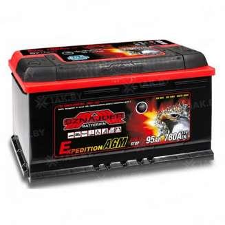 Аккумулятор SZNAJDER (95 Ah) 780 A, 12 V Обратная, R+ 0