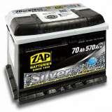 Аккумулятор ZAP (70 Ah) 570 A, 12 V Прямая, L+
