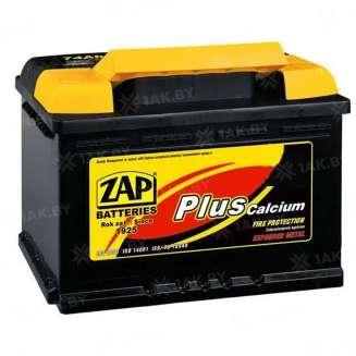 Аккумулятор ZAP (72 Ah) 640 A, 12 V Обратная, R+ 0