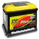 Аккумулятор ZAP (50 Ah) 480 A, 12 V Обратная, R+