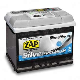 Аккумулятор ZAP (65 Ah) 620 A, 12 V Обратная, R+ 0