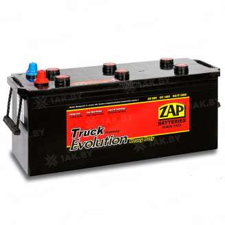 Аккумулятор ZAP (125 Ah) 700 A, 12 V Прямая, L+ 0